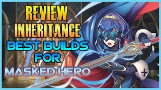 Masked Lucina/Marth Unit Review and Builds - Fire Emblem Heroes