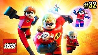 Суперсемейка {LEGO The Incredibles} прохождение часть 32 — Разоблачения на 100%