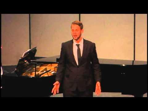 Tyler Wolsten 2015 Graduate Recital