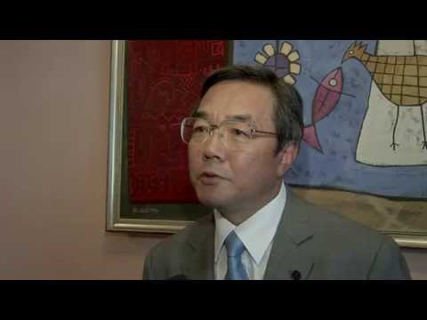 Interview with Koji Sekimizu, International Maritime Organization Secretary-General