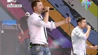 Градусы - Я больше никогда (Europa Plus Live 2011)