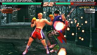 [TAS] Tekken 6 - Steve Fox (PSP)