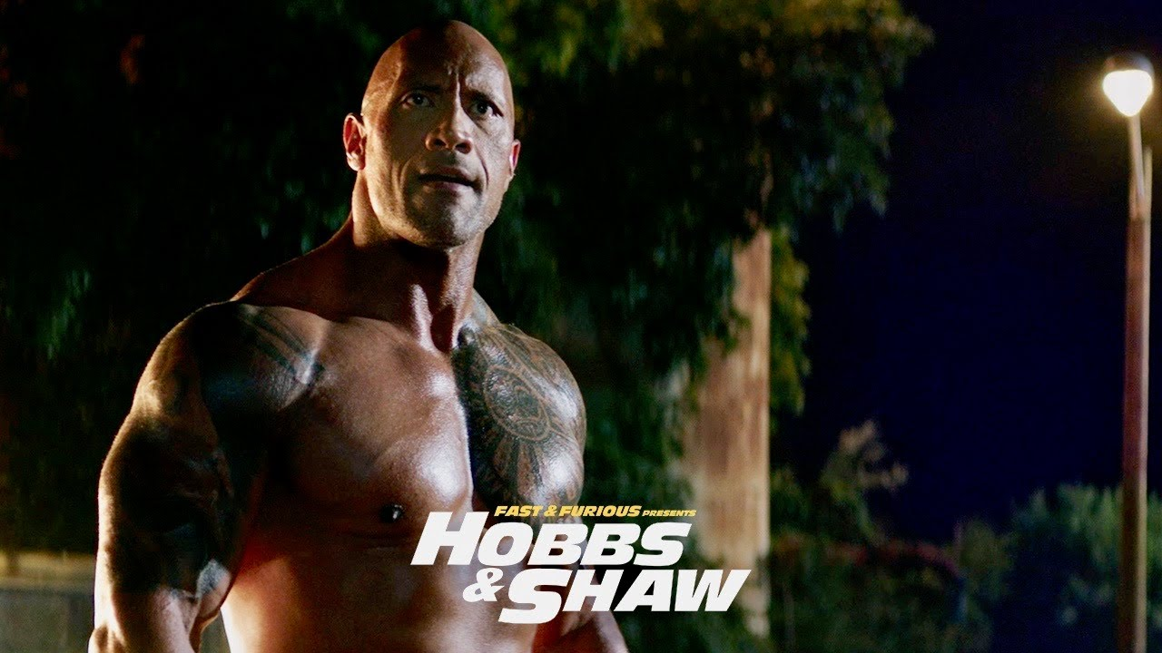 Fast Furious Presents Hobbs Shaw Dwayne Johnson Pays Homage To His Samoan Culture