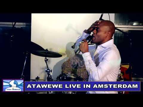Sulaiman Adio Atawewe Akile live in Amsterdam TRT MEDIA