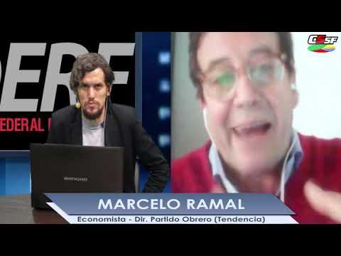Marcelo Ramal: Fue el Gobierno el que le dio los pesos a los especuladores