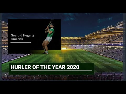Gearoid Hegarty | GAA Hurler of The Year 2020