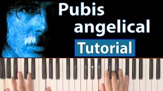 "Video Como tocar ""Pubis angelical""(Charly García) - Piano tutorial y partitura download MP3, 3GP, MP4, WEBM, AVI, FLV November 2017"