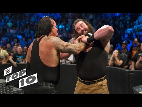 Thumbnail: Gigantic Big Men Maulings: WWE Top 10