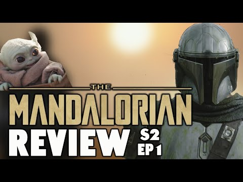 The Mandalorian S2 Premiere - Review! (Non-Spoiler & Spoiler)