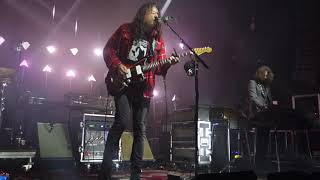 """The War On Drugs """"Under The Pressure"""" @ Le Bataclan - 06/11/2017"""