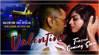 Valentino Teaser   Manu Rajeev   Twinkle Sehgal   Astitva Nagendra   Valentine Special Song