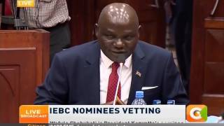 Chebukati denies negligence claims as MPs vet IEBC nominees