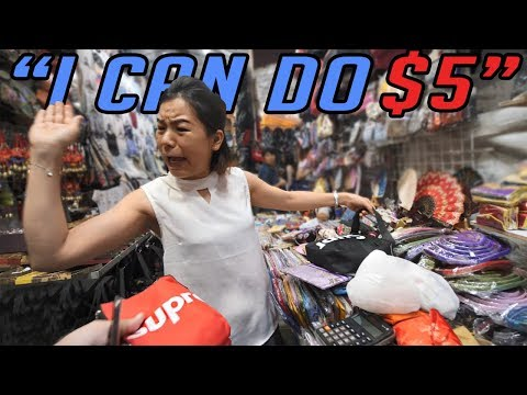 Hong Kong Fake Market Spree!