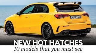 10 All-New Hot Hatchbacks Coming to Challenge Sporty Cars in 2019