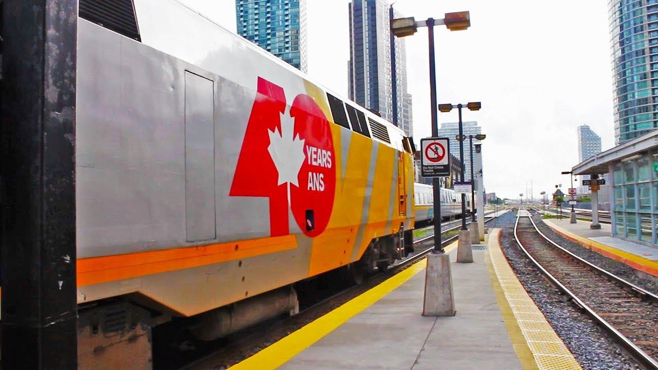 Via Rail Canada Corridor Business Class Full Review