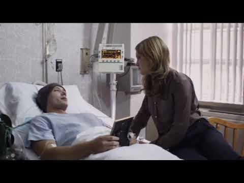 Listen to your heart movie saddest scene Danny in Hospital