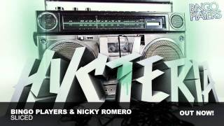 Bingo Players & Nicky Romero - Sliced [Incl making of]