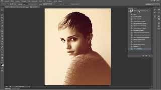 Como Instalar e Usar Actions no Photoshop