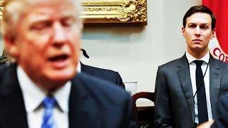 Trump Delegates EVERYTHING To Jared Kushner Because He Doesn