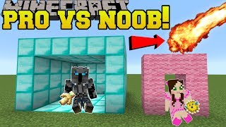 Minecraft: NOOB VS PRO!!! - SURVIVE THE DISASTERS! - Mini-Game