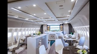Boeing Business Jets, The Making of Crystal Skye, BBJ 777-200LR
