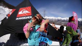 SNOWBOARDING SEASON 2011-2012 w/ OLYA SMESHLIVAYA