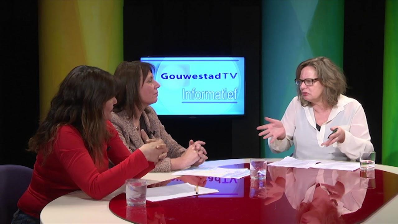 Vrouwennetwerk Gouda - Studiogesprek
