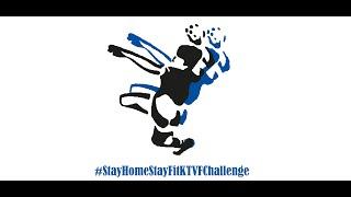 Sela & Evie stellen sich der Squat Challenge von Mihailo im Rahmen der @StayHomeStayFitKTVChallenge