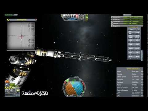 Kerbal Space Program - Our Campaign - 004 - 'Technical Difficulties'