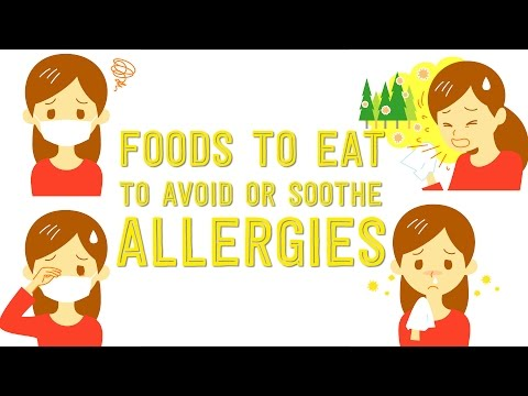 Do's and Don't for Allergies