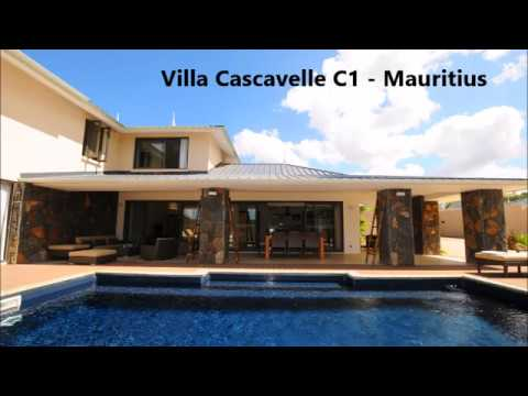 Villa Cascavelle C With Private Pool For Rent In Mauritius  Youtube