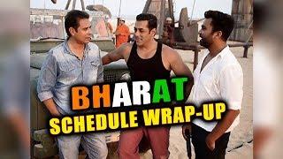 BHARAT का महत्वपूर्ण Abu Dhabi Schedule हुआ ख़तम | Salman Khan | Katrina Kaif