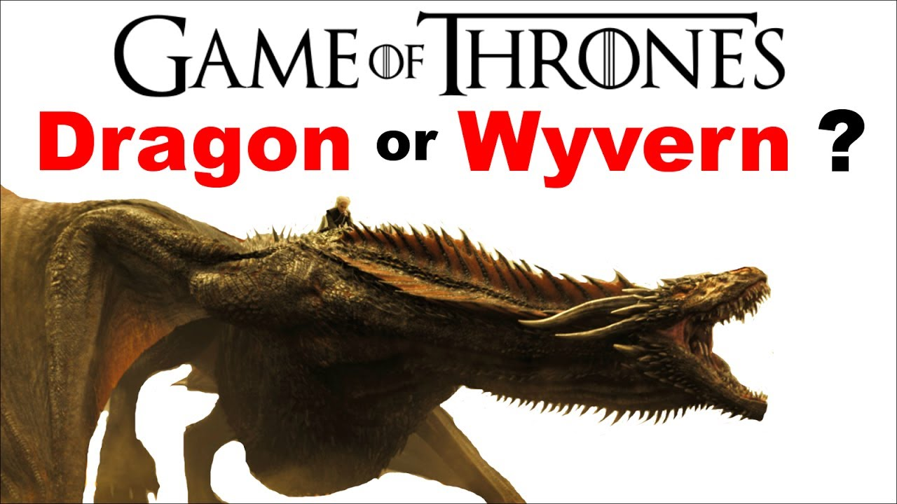 Are Game of Thrones Dragons REALLY Wyverns What is the ...