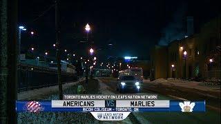 Game Highlights: Americans at Marlies - December 29, 2017