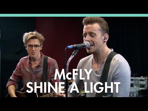 McFly 'Shine A Light' live DS Session