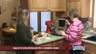 Cooking Crave - Ep. 92 - Hawaiian Stuffed Peppers & Chocolate Chocolate Chip Banana Bread