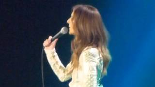 """Céline Dion - """"Ziggy"""" Bercy 25.11.2013"""
