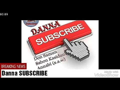 Download Aliyu madafa NA sidi dafamana annabi kudanna subscribe domin samun wadansu