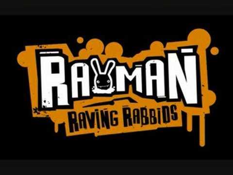 Rayman Raving Rabbids - Girls just wanna have fun