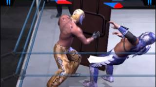Download Video [GAME] WWE Rey Mysterio VS Ultimo Dragon MP3 3GP MP4