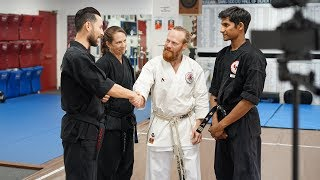 Can a TANG SOO DO Black Belt exist in a SHOTOKAN world?