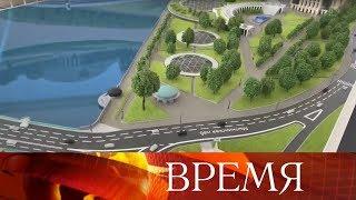 В центре Санкт-Петербурга появится большой парк по примеру московского