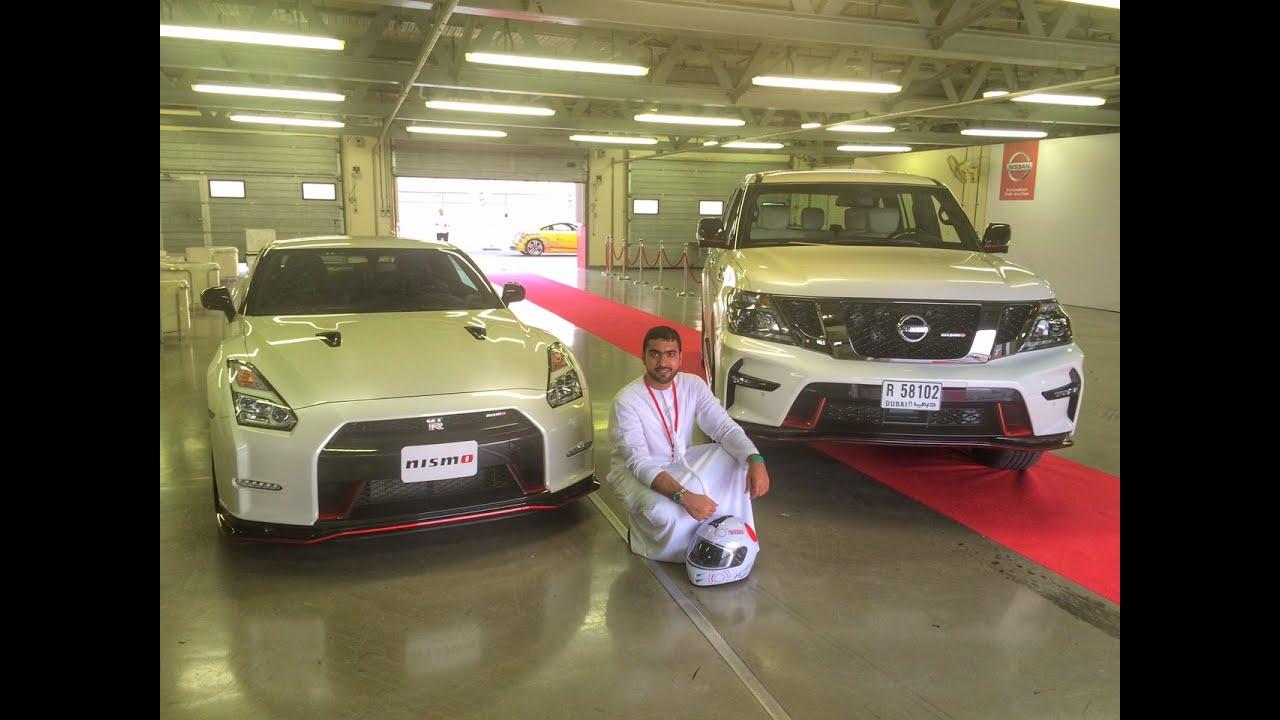 Patrol Nismo >> Nissan Patrol NISMO Dubai Track نيسان باترول نيسمو Ali ...