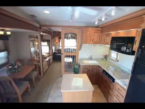 2006 Doubletree Elite Suites M 38rl3 Luxury Fifth Wheel Rv