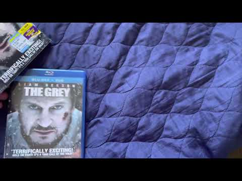 Download The Grey (2011) Movie & Blu ray unboxing video 7/2/21.