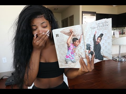 Awww, THIS MADE DE'ARRA CRY!!!