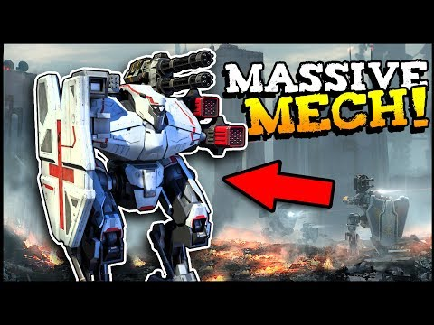 I CONTROLLED A GIANT MECH ROBOT IN VR! - HTC Vive VR