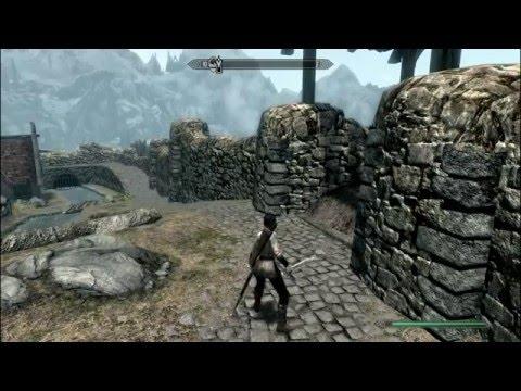 [Skyrim] Обзор модов - 9 - Новая анимация