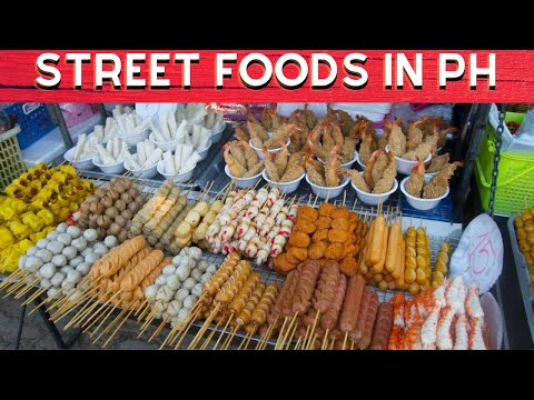 Top 12 Must Try Street Foods in Manila - Philippines Travel Site
