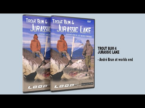 TROUT BUM 4 - JURASSIC LAKE (BEHIND THE SCENES :)